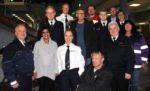 Mitglieder des Crash Kurs Teams Soest wurden von NRW Innenminister ausgezeichnet