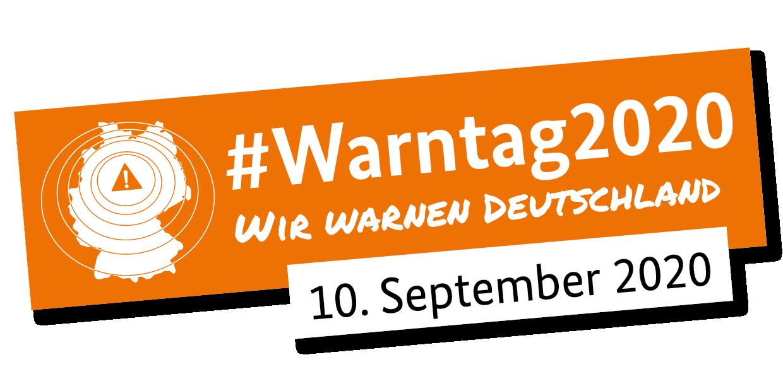 Bundesweiter Warntag – 10. September 2020